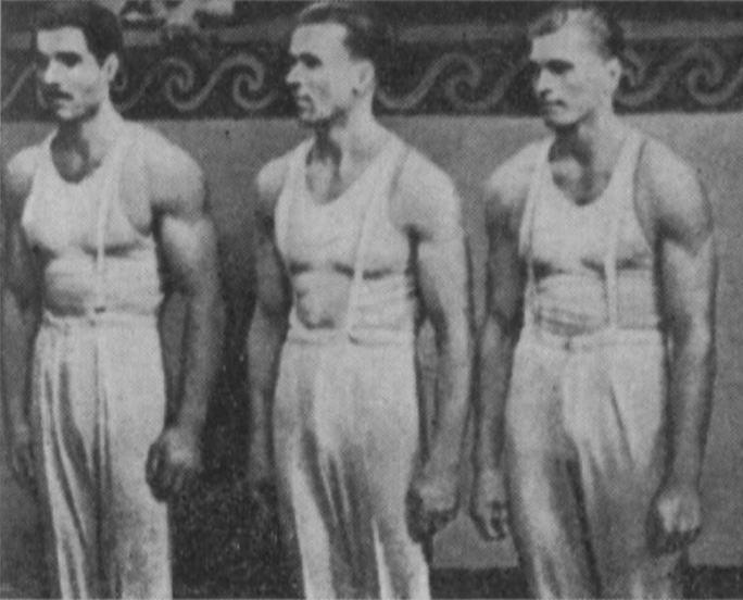 паро олимпиада